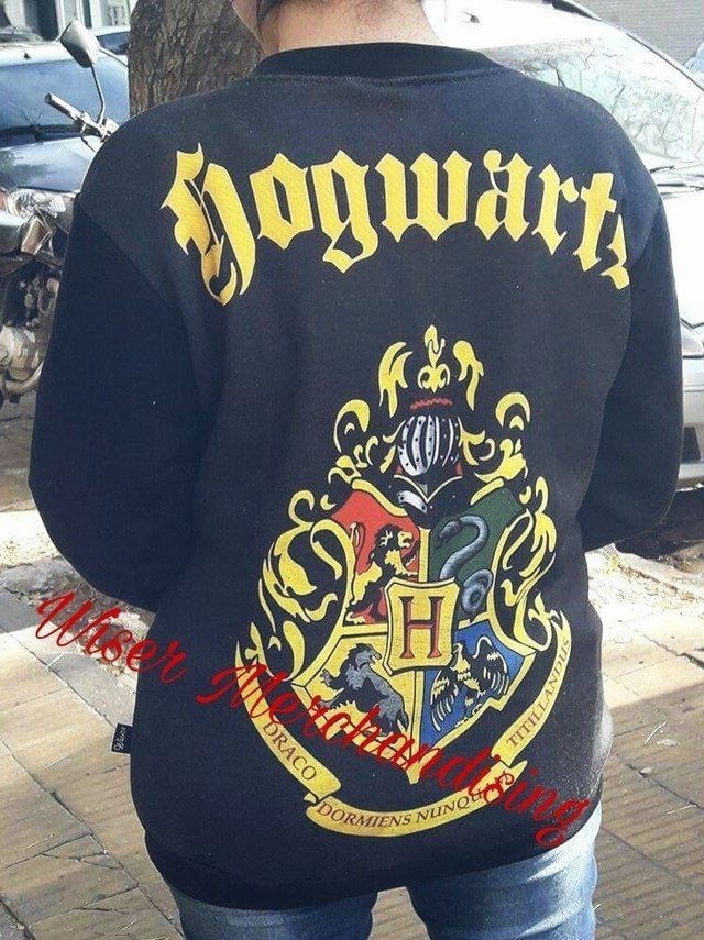 Campera Hogwarts - Harry Potter
