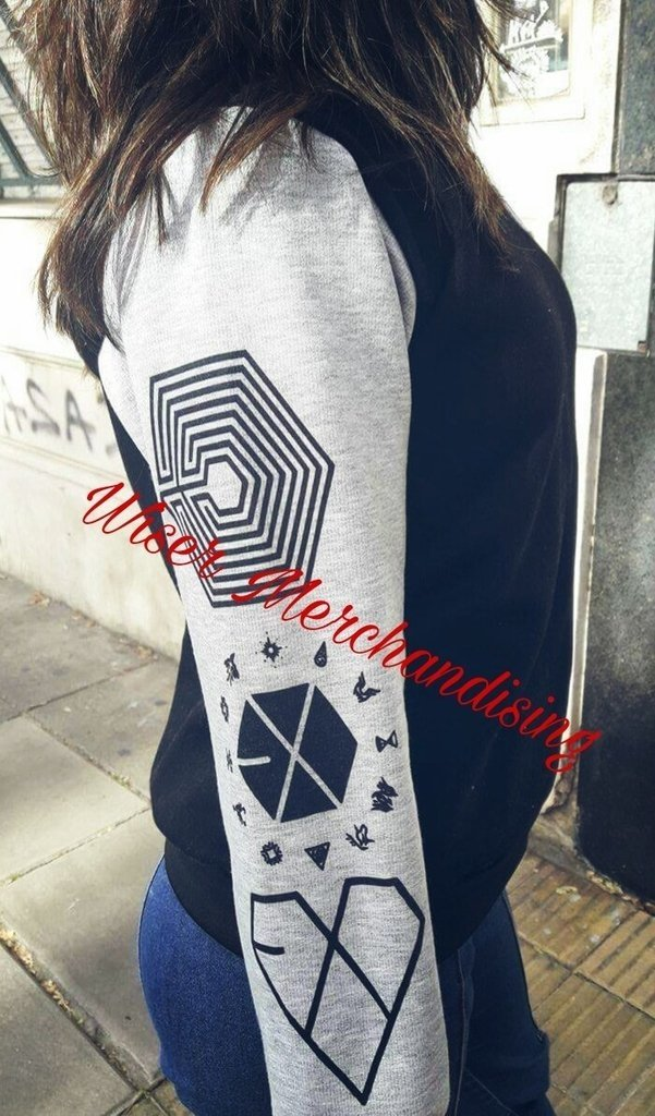 Buzo EXO - We Are One - comprar online