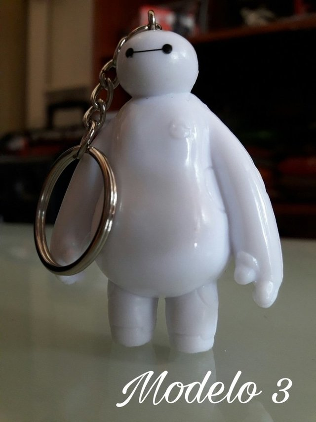 Llavero Big Hero - Baymax en internet