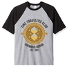 Remera Unisex Ranglan Harry Potter Time Turner