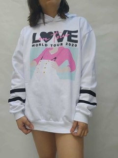 Buzo Unisex  Adulto Harry Styles Love in Tour Vector