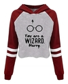Buzo Corto Adulto Harry Potter  You´re a wizard