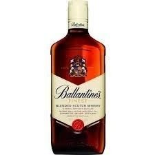 BALLANTINE`S FINEST BLENDED SCOTCH WHISKY . 1LT