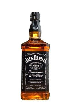 JACK DANIEL`S . TENNESEE SOUR MASH WHISKEY . 1000 ML