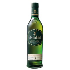 THE GLENFIDDICH 12 AÑOS. SINGLE MALT WHISKY . 750 ML