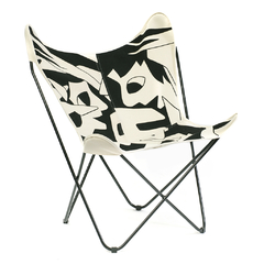 BUTTERFLY CHAIR · A R T · SPIVAK