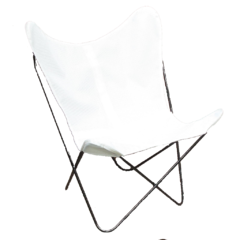 BUTTERFLY CHAIR · A S S A M B L E · OUTDOOR on internet