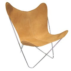 NOBUK BUTTERFLY CHAIR - buy online