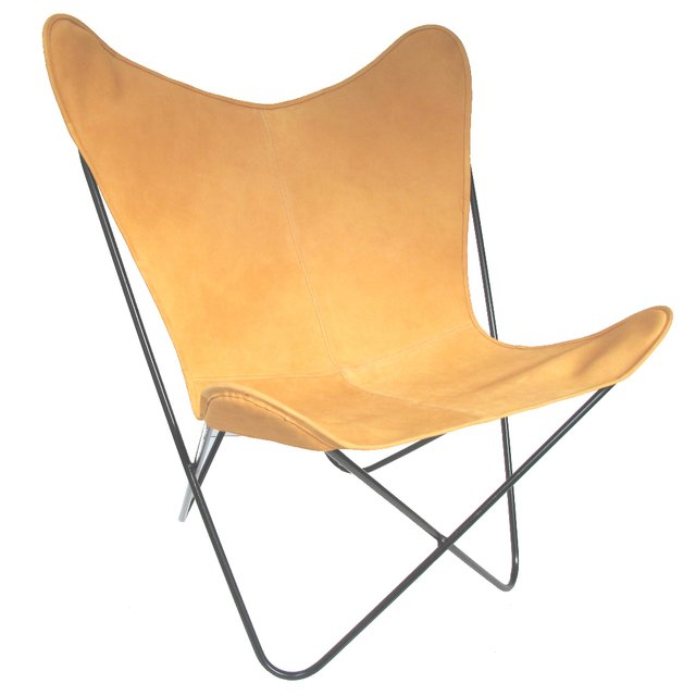 NOBUK BUTTERFLY CHAIR