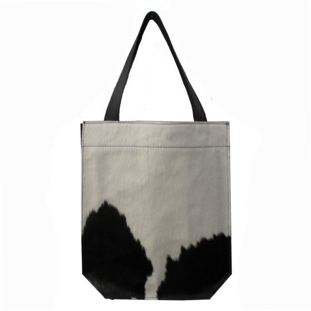 COWHIDE AND LEATHER BAG (copia) - buy online
