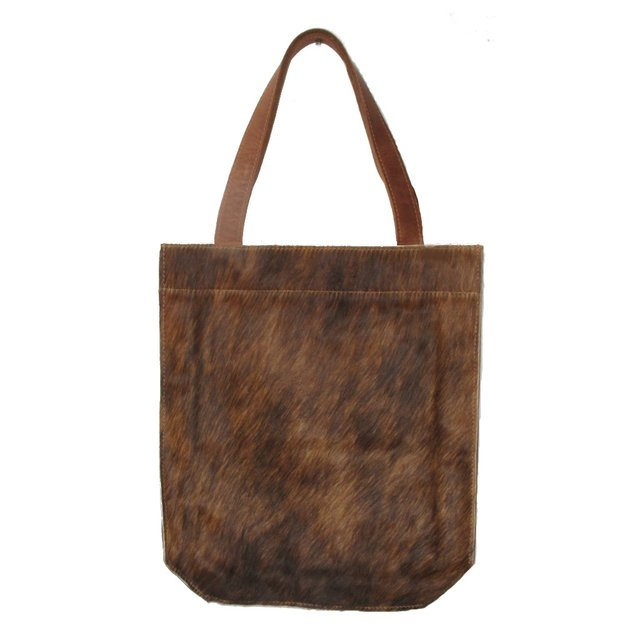 COWHIDE AND LEATHER BAG (copia)