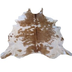 BROWN AND WHITE COWHIDE on internet