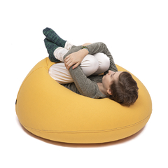BEANBAG · C O N E · YELLOW
