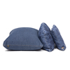 BLACK COWHIDE PILLOW 50 x 70 CM (copia)