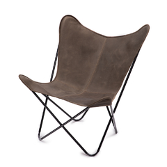 BUTTERFLY CHAIR · A S S A M B L E · BROWN - buy online