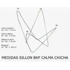 BKF  VACA ACID WASH - CALMA CHICHA