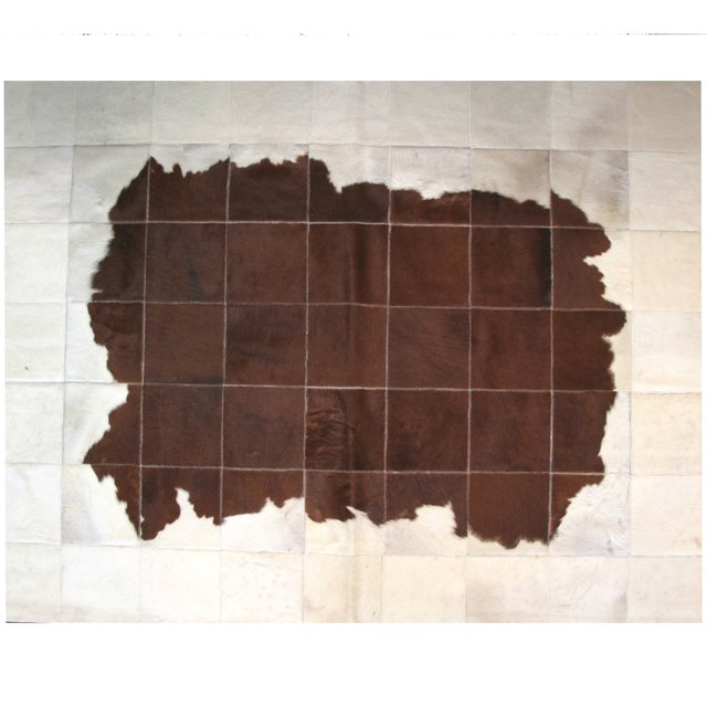 HEREFORD CLOUD COWHIDE RUG - buy online