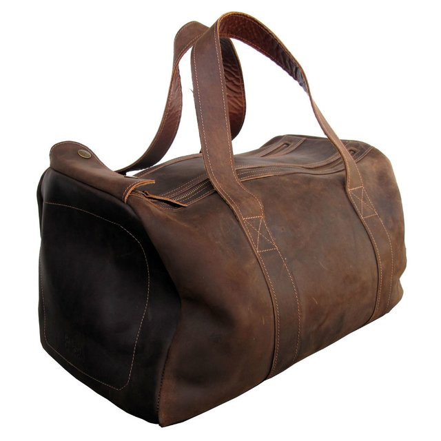 LEATHER TRAVEL BAG - buy online