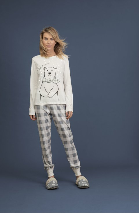 Pijama confort snow bear