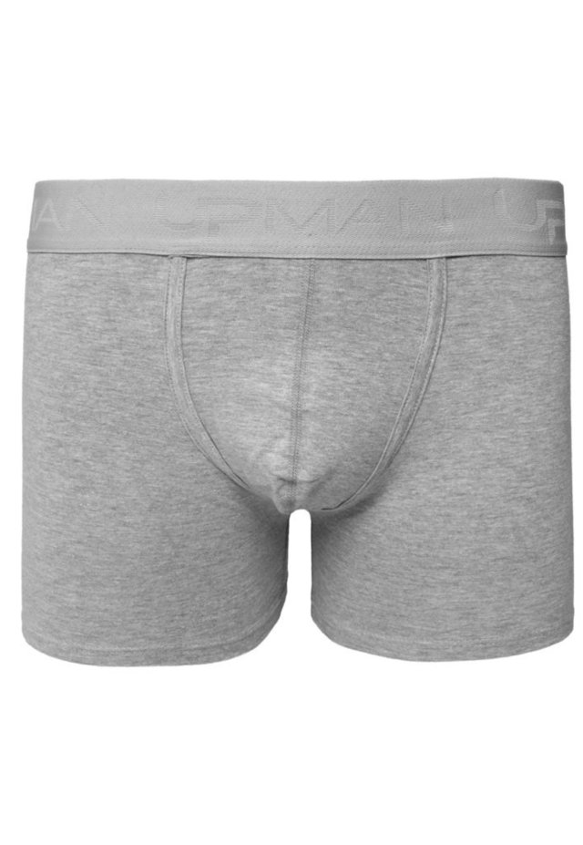 Boxer cotton cinza
