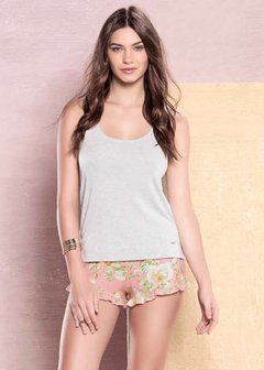 Short Doll com Regata branca