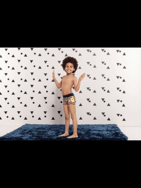 BOXER INFANTIL UP MAN