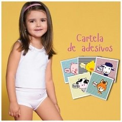Calcinha infantil - Hey Up