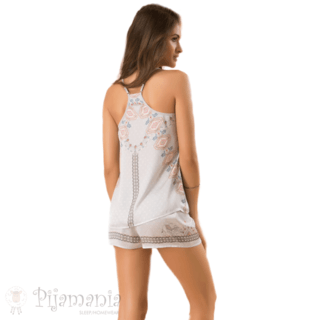 Short doll em cetim - Pijamania Home/Sleepwear - www.pijamania.net