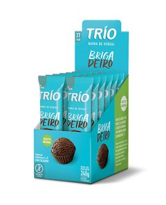 BARRA DE CEREAL SABOR BRIGADEIRO - DISPLAY COM 12un
