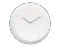 Reloj de pared White