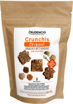 Crunchies Original CRUDENCIO - 90g