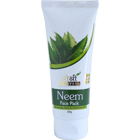 Mascarilla Facial con Neem de la India - 60g