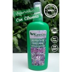 Repelente Natural de Mosquitos con Citronela - Kawsay Health - 75 ml