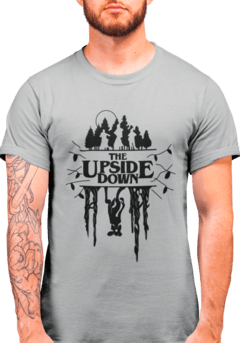 Camiseta Stranger Things Up Side