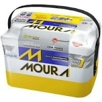 Bateria Automotiva Moura 40ah M40SD - M40SE Honda City Sedan Fit Hyndai Atos na internet