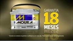 Bateria Moura 50ah Accord Civic Cr-v New Civic M50JD - M50JE - loja online
