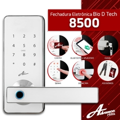 Fechadura Digital Bio D Tech 8500 Advance Milre - 3RS Store