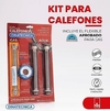 KIT FLEXIBLES CALEFONES DINATECNICA