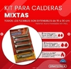 KIT FLEXIBLES CALDERA DUAL DINATECNICA