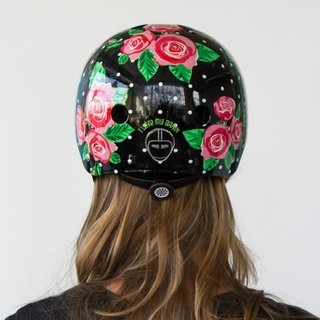 Capacete Nutcase Rosey Dots - tamanho M na internet
