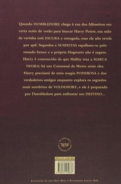 Livro: Harry Potter e o Enigma do Príncipe (Capa dura) na internet