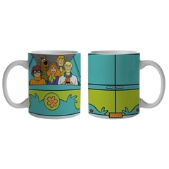 Caneca Hb Scooby Everybody In The Mistery Machine - comprar online