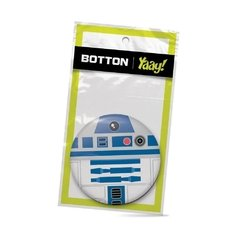 Botton Geek Side Faces - R2 - comprar online
