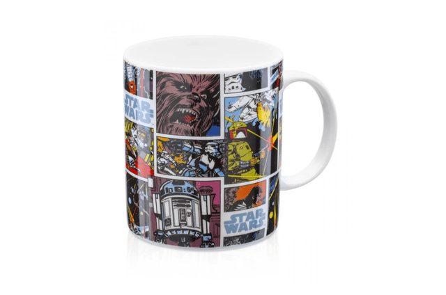 CANECA STAR WARS FORCA GIBI