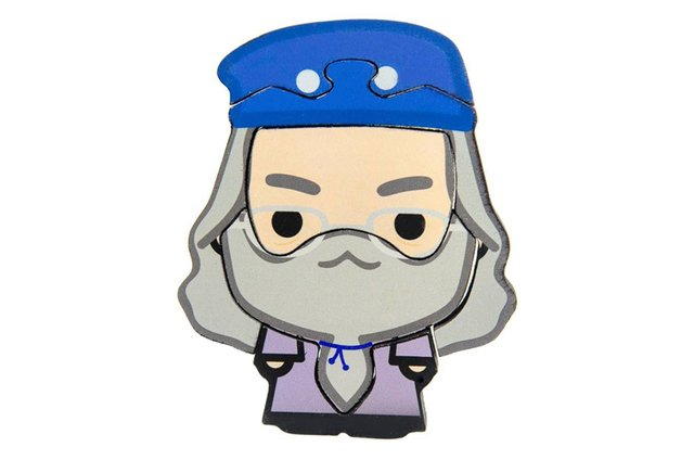 DUMBLEDORE MINI TOY PUZZLES MANIA
