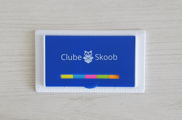 Kit Post-it - Clube Skoob - comprar online