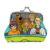 PORTA MOEDAS PVC HB SCOOBY EVEYRBODY IN THE MISTERY MACHINE