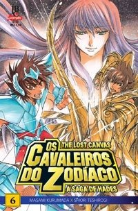 OS CAVALEIROS DO ZODIACO THE LOST CANVAS #6