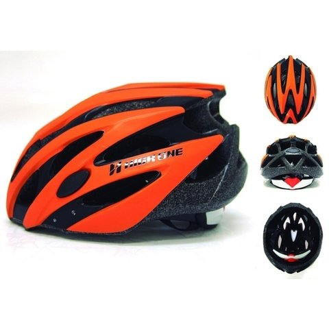 Capacete High One Out MV29 - Laranja Neon