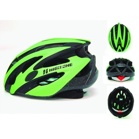 Capacete High One Out MV29 - Verde Neon
